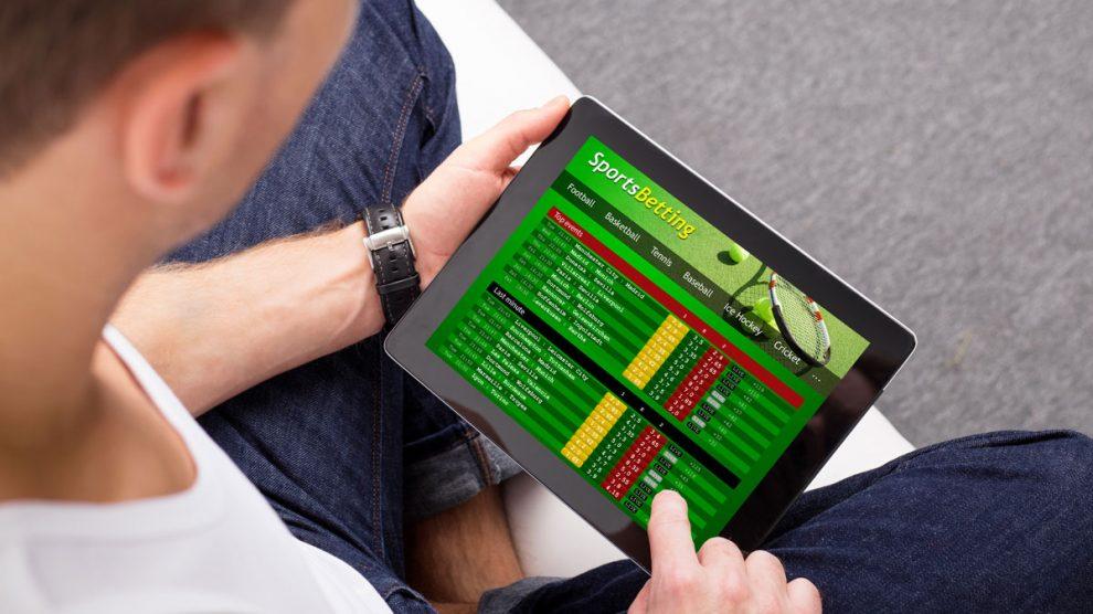 sport betting on line